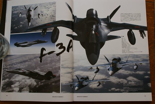 Ace Combat Master File - ASF-X SHINDEN II - 5