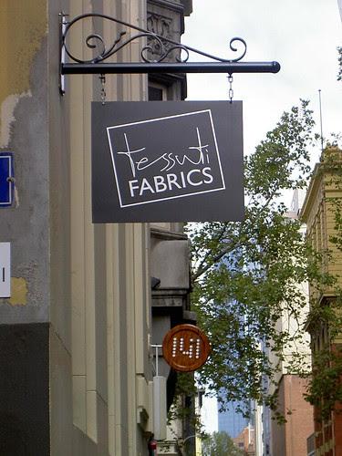 Tessuti Fabrics - Melbourne
