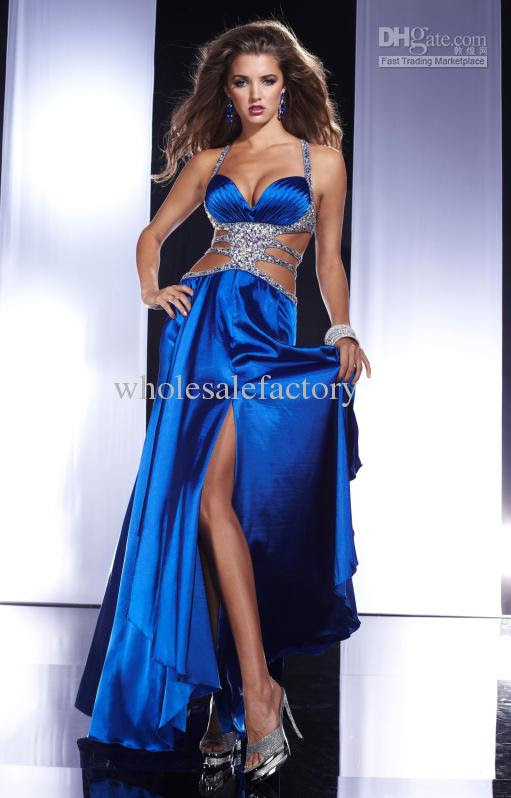 Evening wear dresses for pageants