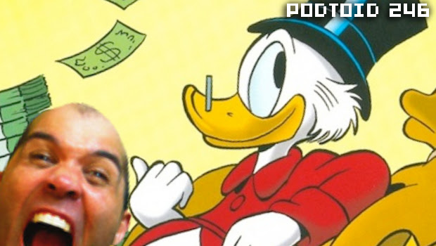 Podtoid 246: Suck A Duck Boner screenshot