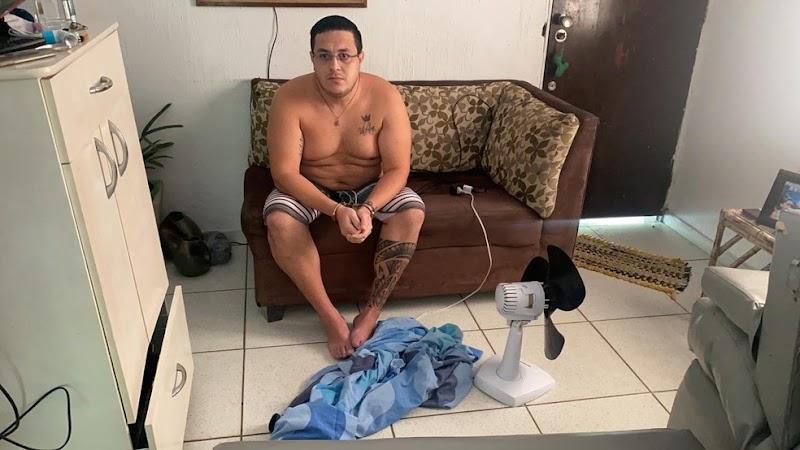 Polícia prende no RJ um dos maiores traficantes de armas do mundo; João Filipe Barbieri havia deixado prisão com alvará falso