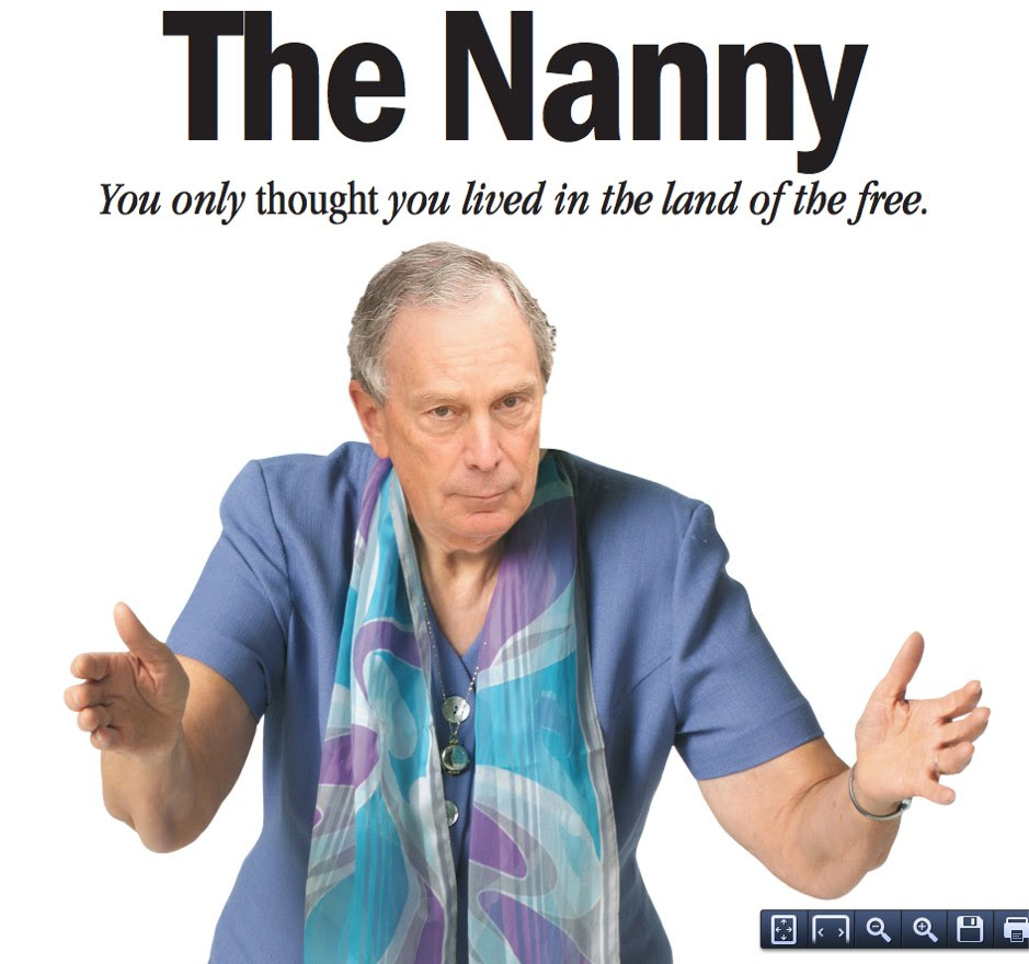 Image result for Nanny  Bloomberg
