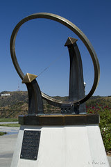 Griffith Observatory Sundial