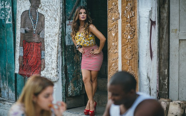 Maria Antunes (Foto: Marcella Figueiredo e Lucas Araponga  / EGO)