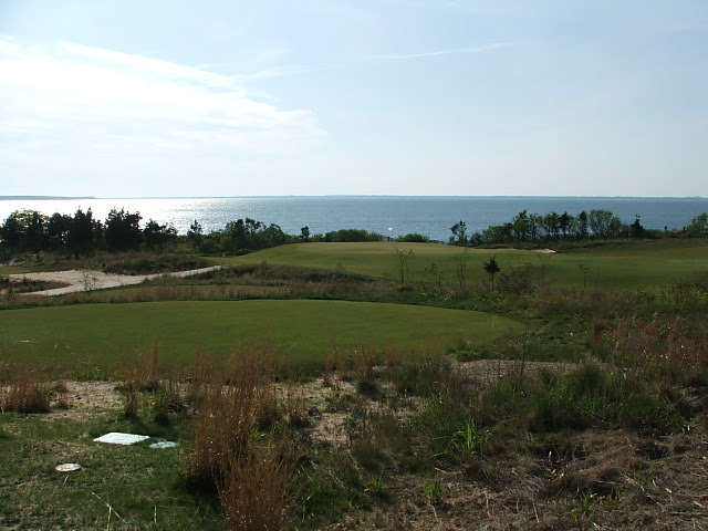 Sebonack 11th green