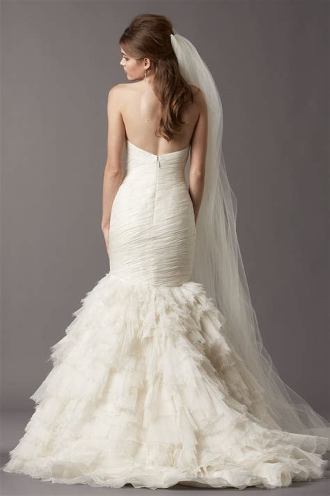 Mermaid Wedding Dresses   Understanding Your Fantasy   Ohh