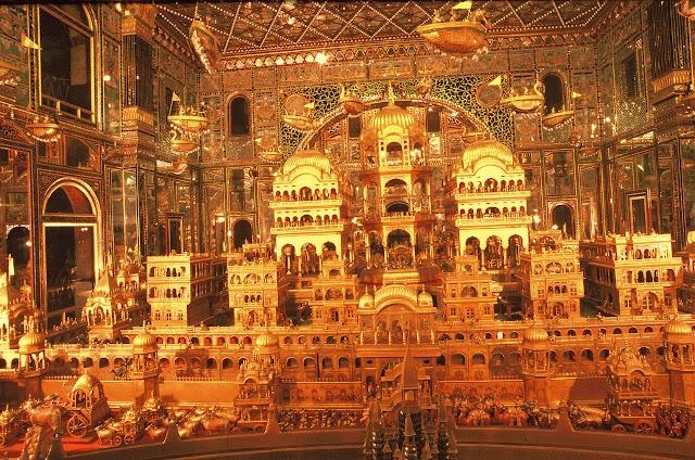 उत्तर प्रदेश सरकार अयोध्या में मस्जिद के लिए तैयार।