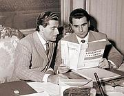 Dino e Giovanni negli anni 50