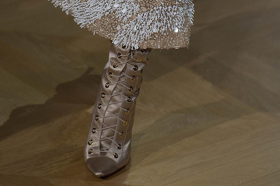 Самые красивые туфли с Недели моды Haute Couture в Париже