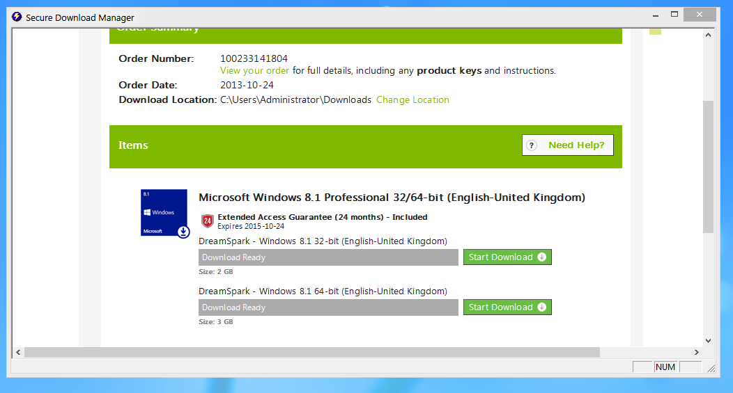 Download win 8.1 iso link gốc MSDN