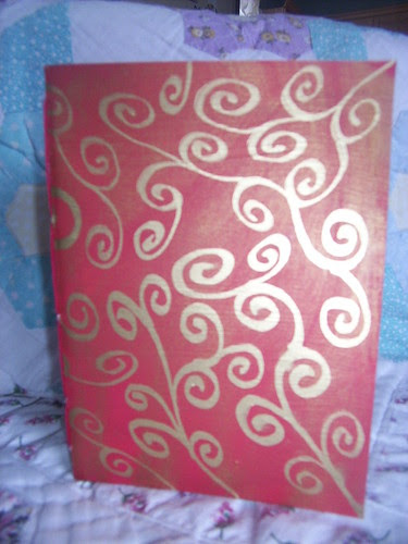 Notebook Journal 2 cover