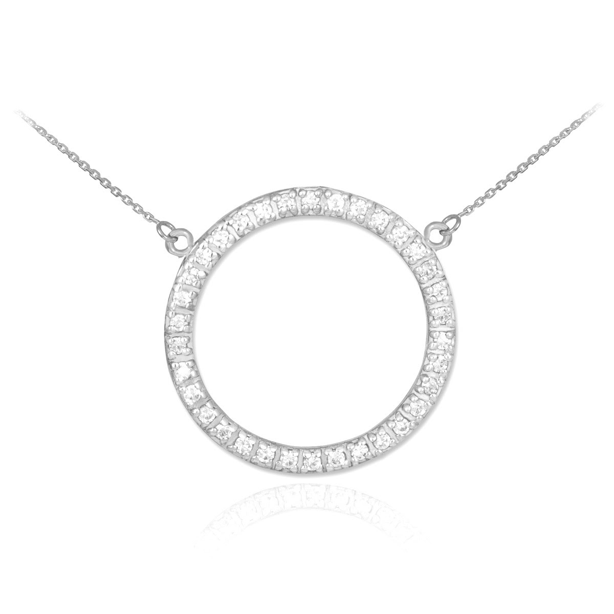 white gold necklace 2015