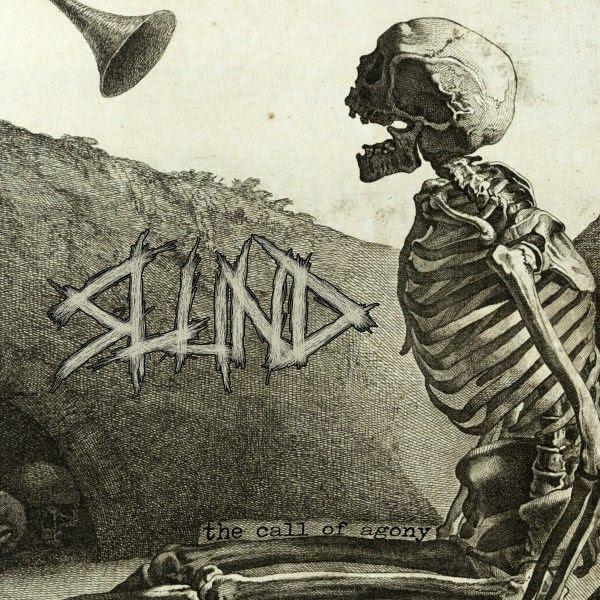 Slund - The Call Of Agony Album Cover