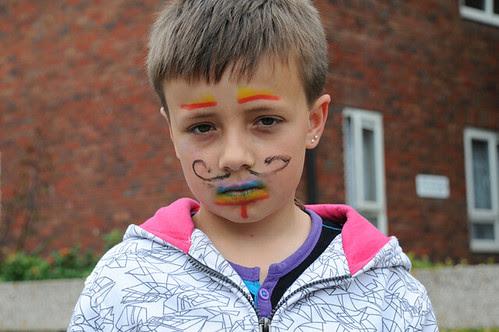 kid with gay pride makeup_5017 web