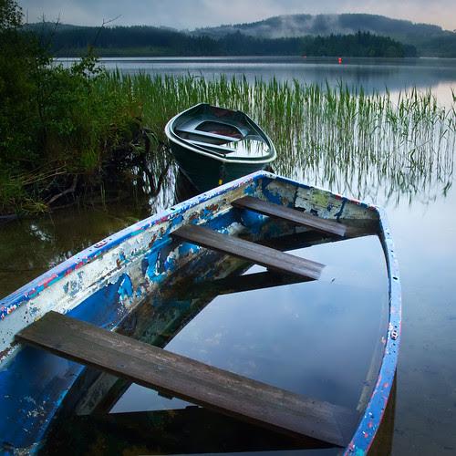 Loch Ard ... needing baled out!!.. por ouldm01