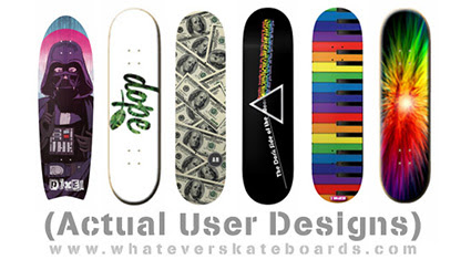 Design A Custom Skateboard Or Custom Longboard Whatever Skateboards