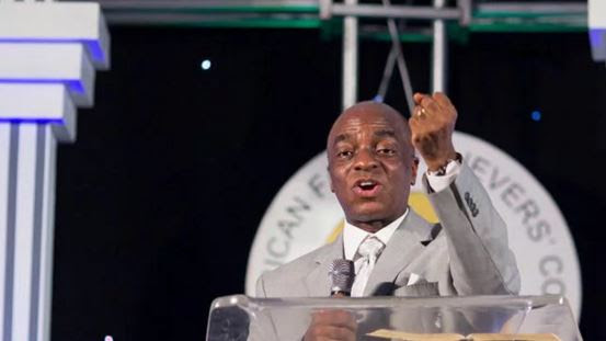 Image result for Oyedepo