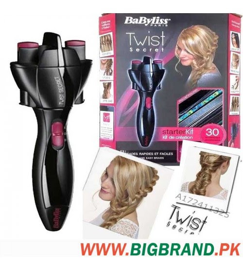Babyliss Twist Secret Hair Curler