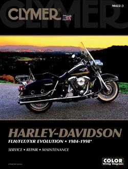Werkplaatshandboeken voor motoren: Harley Davidson