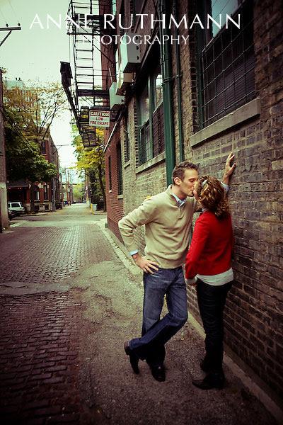 emily & aaron engagement