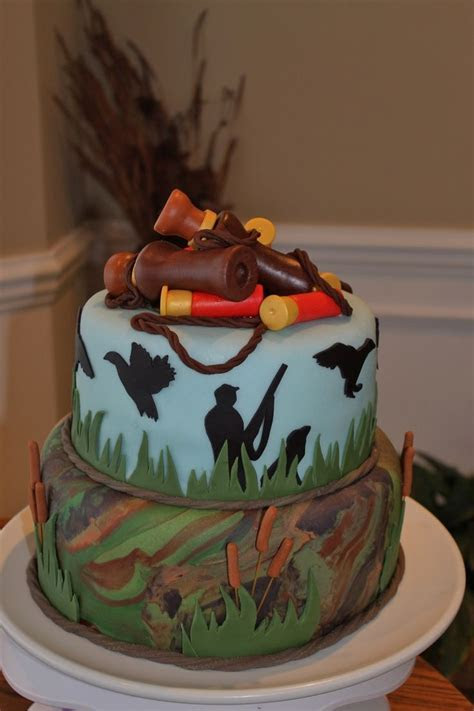 272 best images about Cakes   Hunting / Fishing / Boating