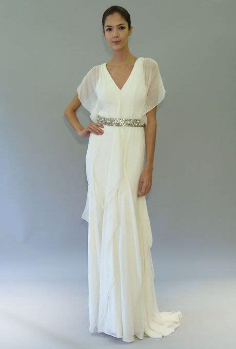 Helena by Carolina Herrera for more mature brides   Bernie