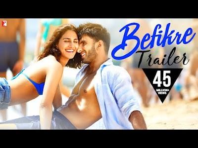 Befikre Official Trailer Review | Aditya Chopra | Ranveer Singh | Vaani Kapoor