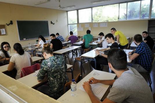 Πανελλαδικές 2014: Συνέχεια με Μαθηματικά, Φυσική, Ιστορία, Βιολογία