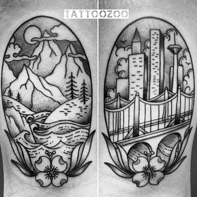 Bw Tattoo Zoo