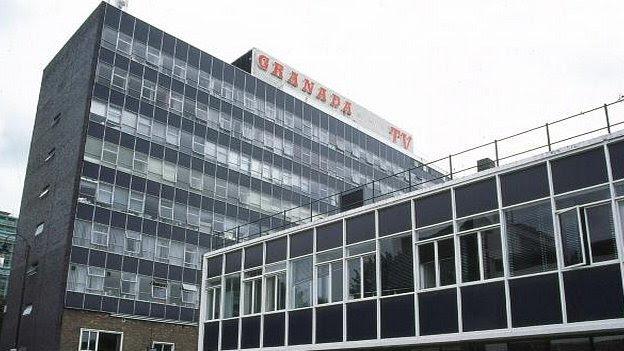 Former Granada TV HQ