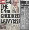 The 4m Crooked Lawyer (John McCabe) - Daily Record 1991