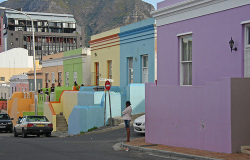 Bo-Kaap District (Malay Quarter)