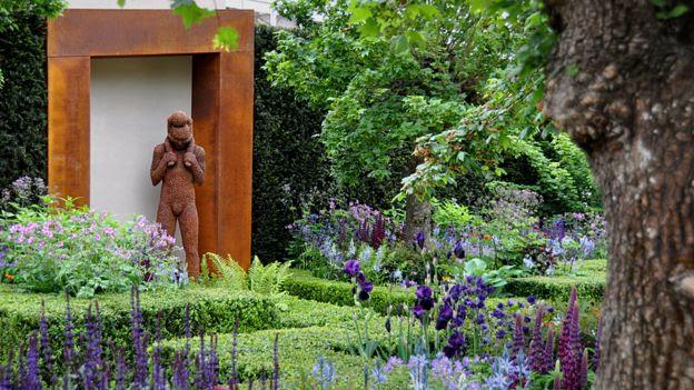 Healthy Cities Garden at Chelsea, 2015