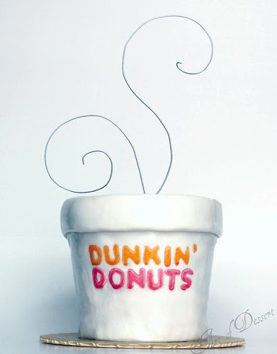 Dunkin' Donuts Coffee Cake