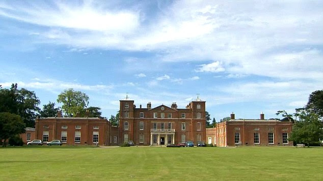 Scene of the crime: Langley School in Loddon, Norfolk, which charges £24,300 a year for boarders
