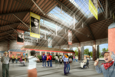Renderings Show What Pullman National Park Could Look Like