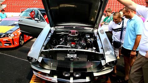 ford mustang shelby gt eleanorengine start youtube