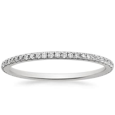 Petite Eternity Ring   Whisper   Brilliant Earth
