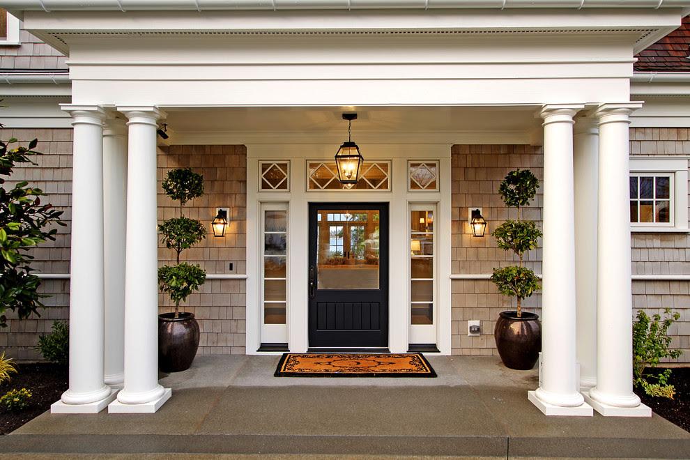 Foyer Door & Secretariat House-front Door Foyer