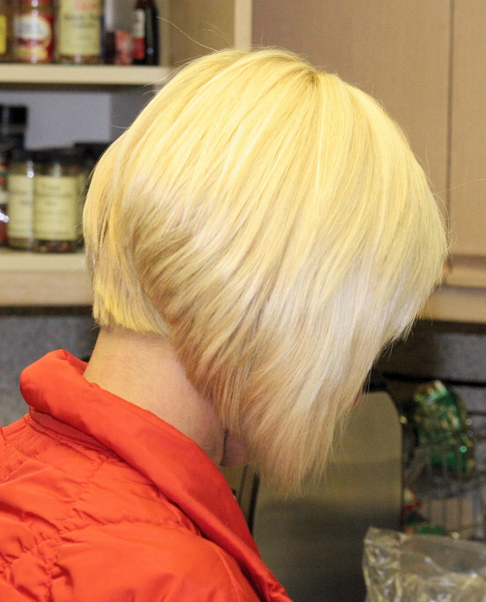 Trendy Aline Bob Hairstyles Easy Short Hair Cuts Popular Haircuts