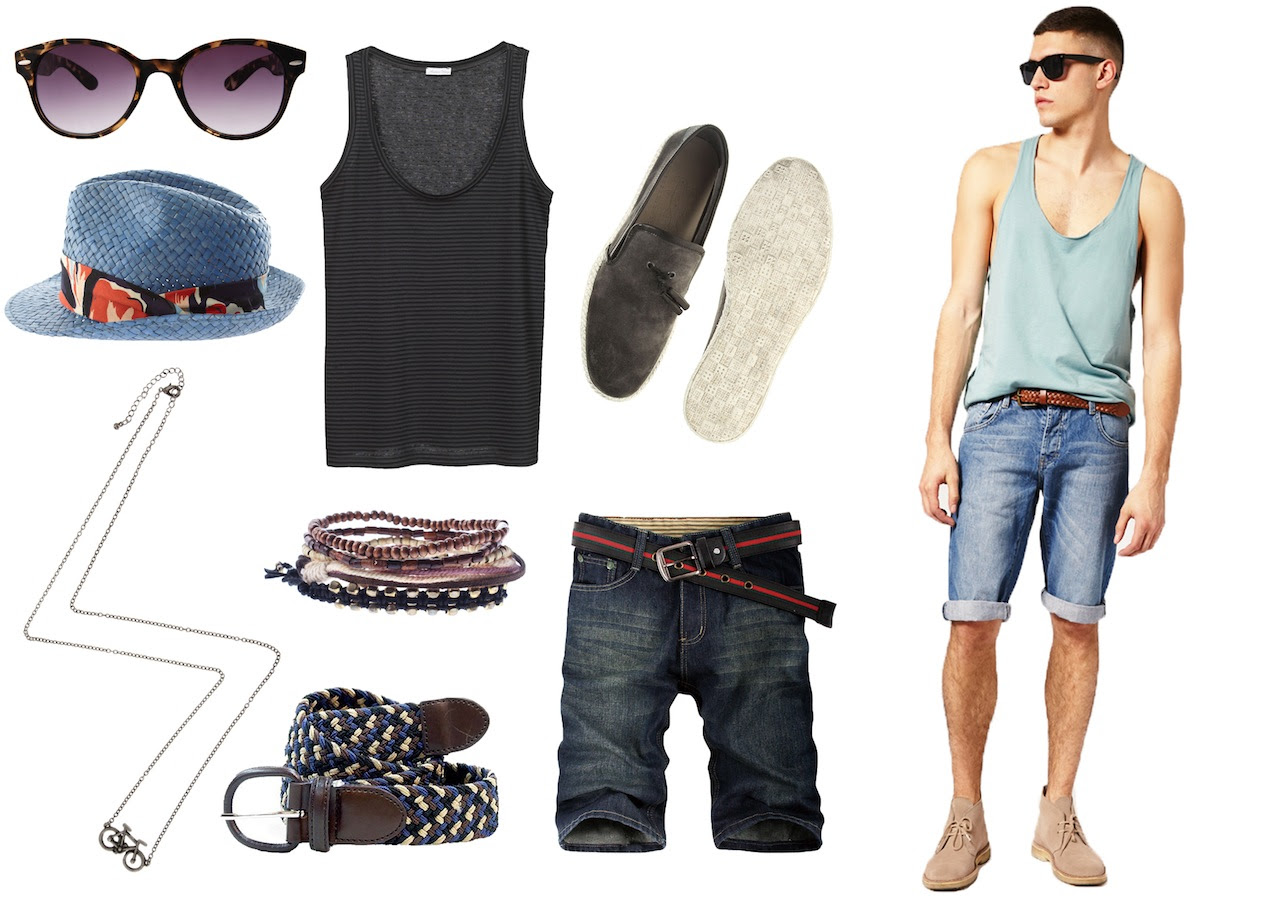 bohemian spring trend for the boys  stylescoop  south