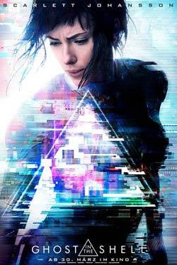Ghost in the Shell Filmplakat