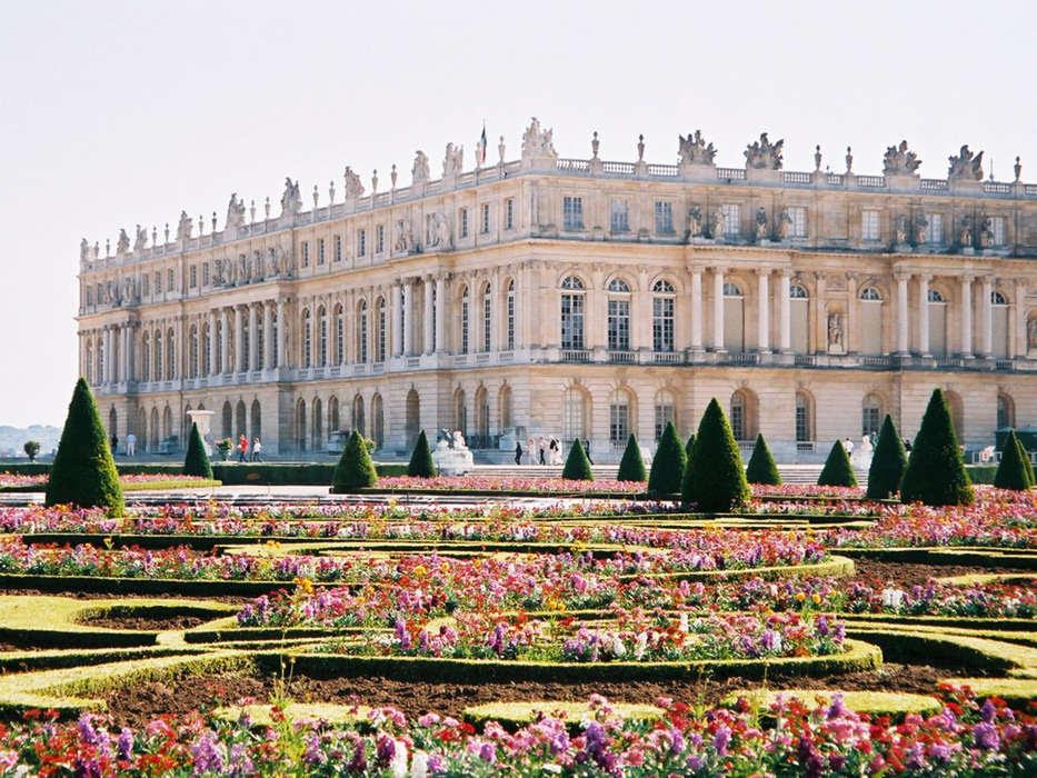 Ralit Virtuelle Vivez Versailles Chteau De Versailles