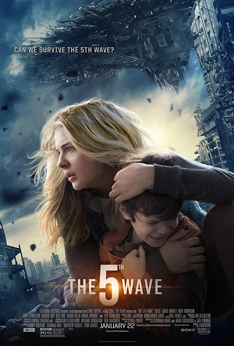 The 5th Wave (2016) Hindi Dubbed / Dual Audio BluRay 1080p / 720p & 480p HD x264 Free Download Movies