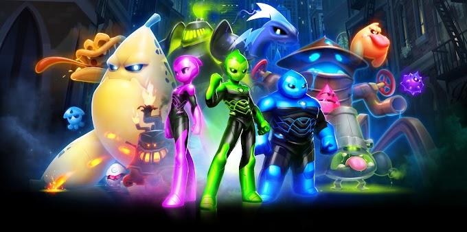 Disney Channel preestrena en YouTube la nueva serie 'Ghostforce' en España