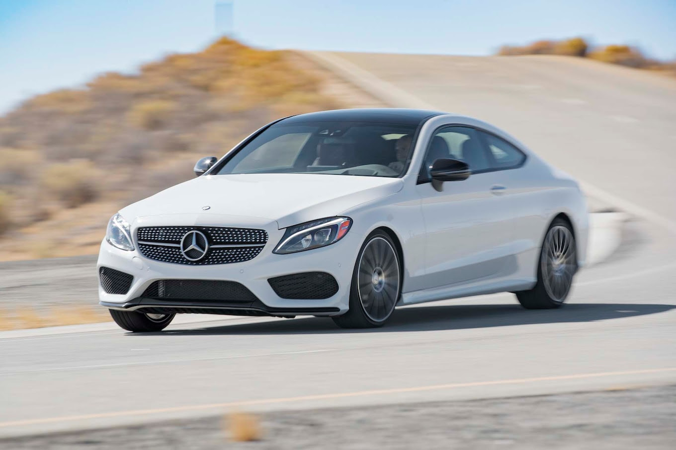 Mercedes-Benz C300 Coupe 4Matic: 2017 Motor Trend Car of ...