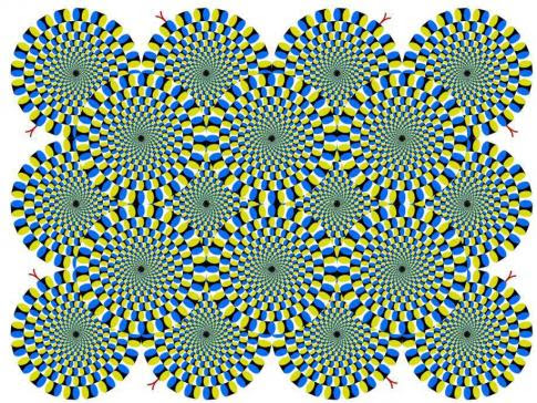 Moving Spirals