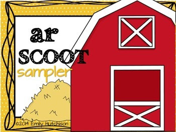 http://www.teacherspayteachers.com/Product/Phonics-Scoot-AR-pattern-FREEBIE-1310112
