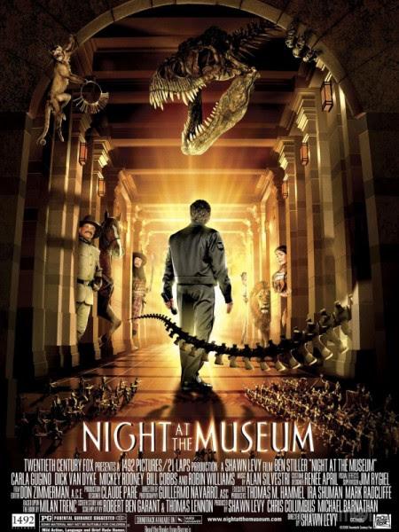 Đêm ở viện bảo tàng 1 (Đêm Kinh Hoàng) - Night at the Museum