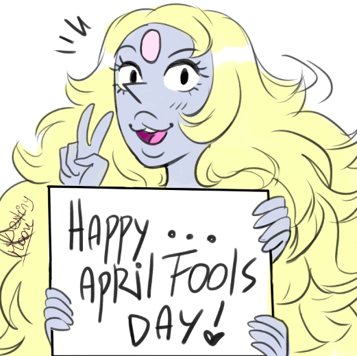 Day 7: OPAL!!!!! Draw for Pearlmethyst week made by @fuckyeahpearlmethyst - @annadesu